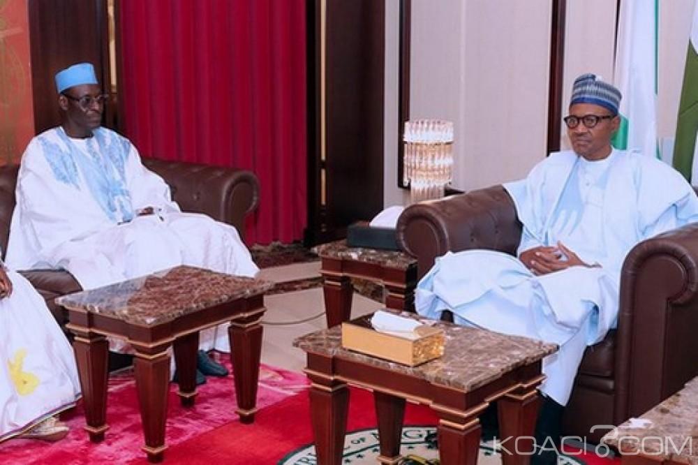 Gambie: Buhari revient sur l'intervention de la CEDEAO dans le pays