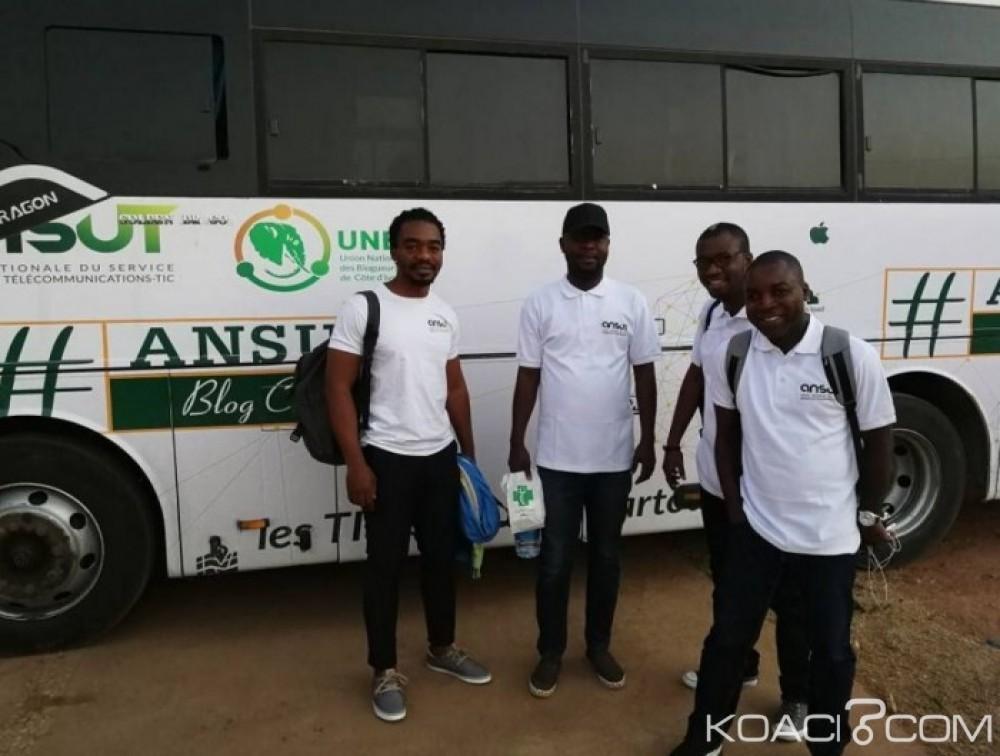 Côte d'Ivoire: Utilisation d'internet, une nouvelle caravane de l'ANSUT à l'assaut des populations