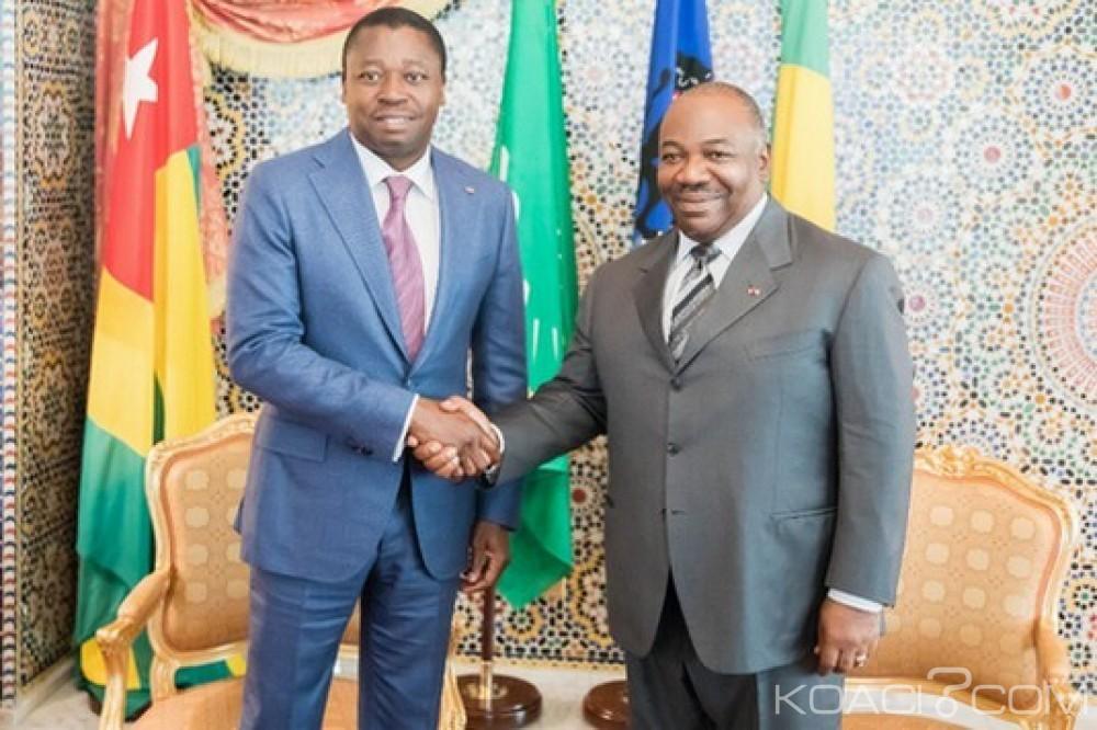 Togo-Gabon: Les sujets à débattre au prochain sommet CEDEAO-CEEAC