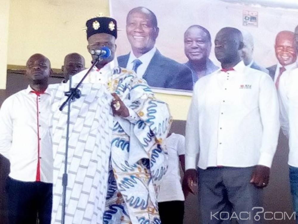 Côte d'Ivoire: Depuis Akoupé, le MFA appelle ses militants à s'inscrire sur la liste électorale et à soutenir le parti unifié