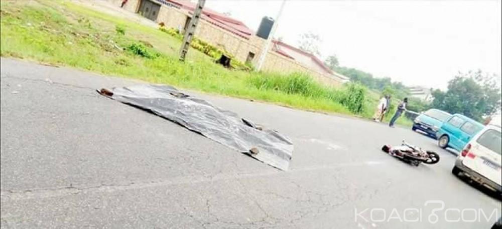Côte d'Ivoire: Aboisso, la tête d'un motocycliste arrachée après un violent choc avec un car