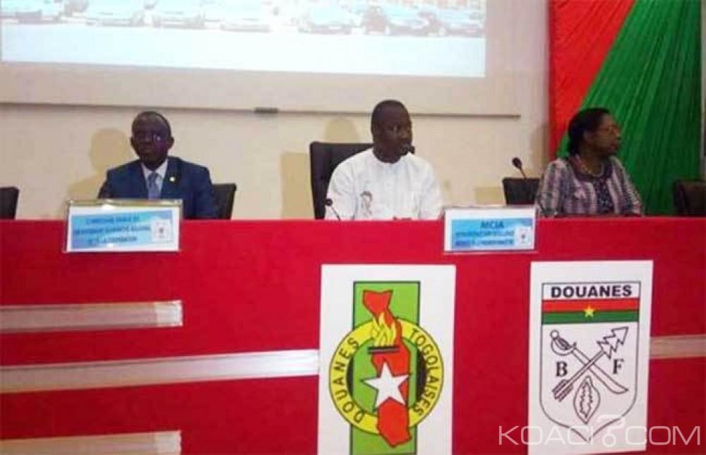 Burkina Faso-Togo: interconnexion des systèmes informatiques douaniers