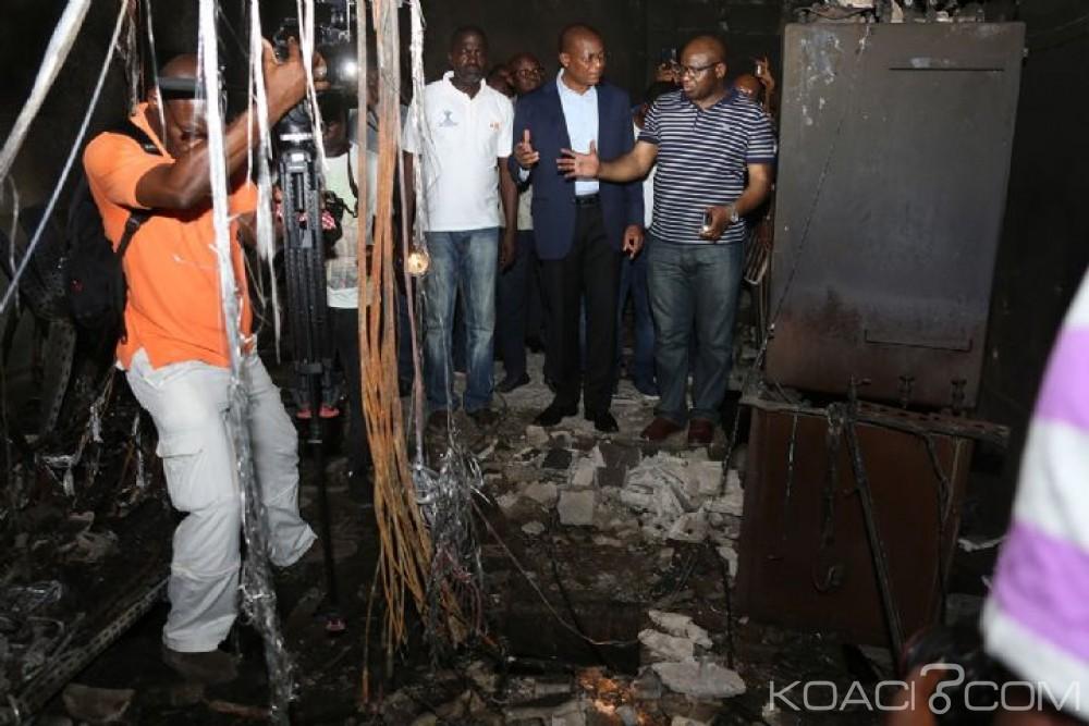 Côte d'Ivoire: Suite à l'incendie de son centre technique, Orange  offrira 24h d'appels gratuits à ses abonnés dimanche