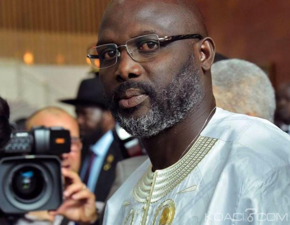 Liberia : Le CENTAL insatisfait des 100 premiers jours de Weah