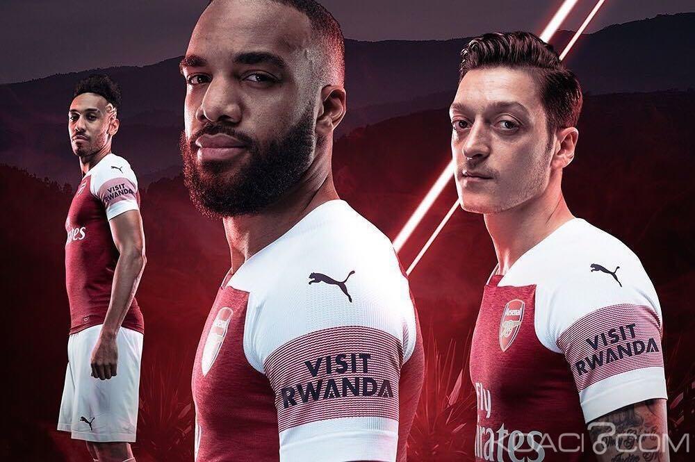 Rwanda: Le sponsoring d'Arsenal à hauteur de 40 millions par Kigali  fait polémique