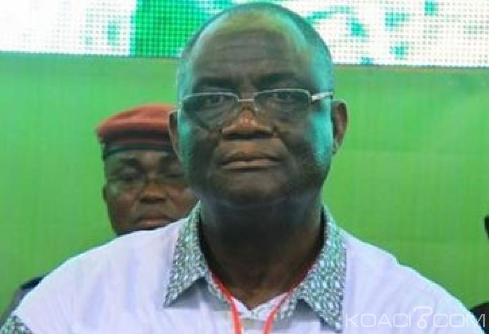 Côte d'Ivoire: Kakou Guikahué subitement privé de sa sécurité