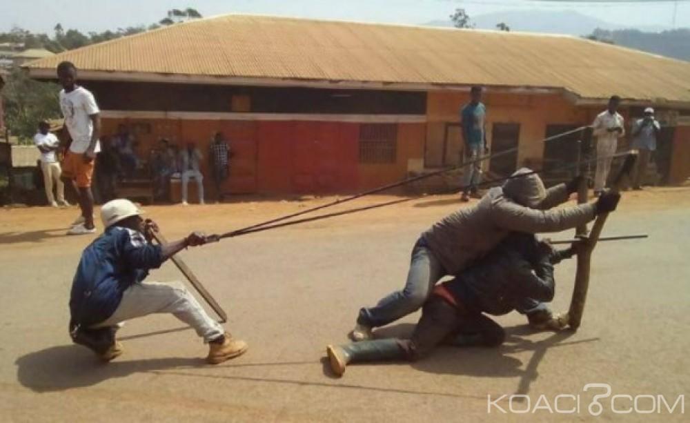 Cameroun: Human Right Watch exige la libération d'une responsable de lycée enlevée par des séparatistes