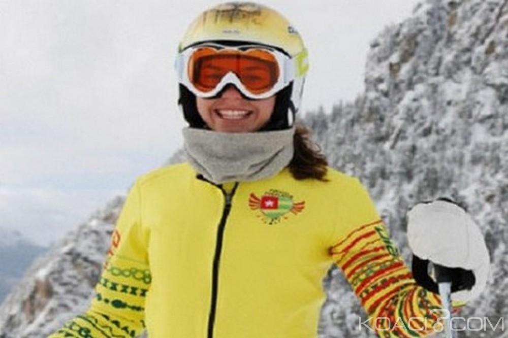 Togo: Affaire de la skieuse Afi Dipol, 3 responsables sportifs suspendus