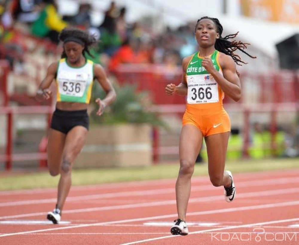 Côte d'Ivoire: Ligue de diamant, Ta Lou s'impose à Rome sur 200 mètres