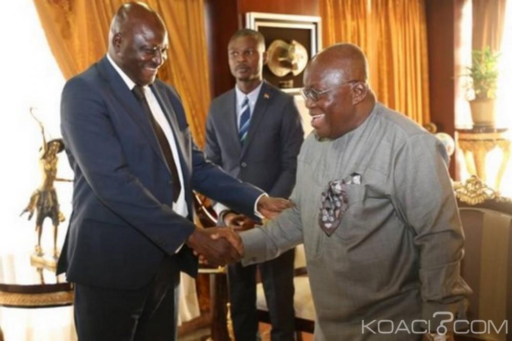 Guinée Bissau: Le PM Aristide Gomes chez Akufo-Addo pour solliciter l'aide du Ghana et de la CEDEAO