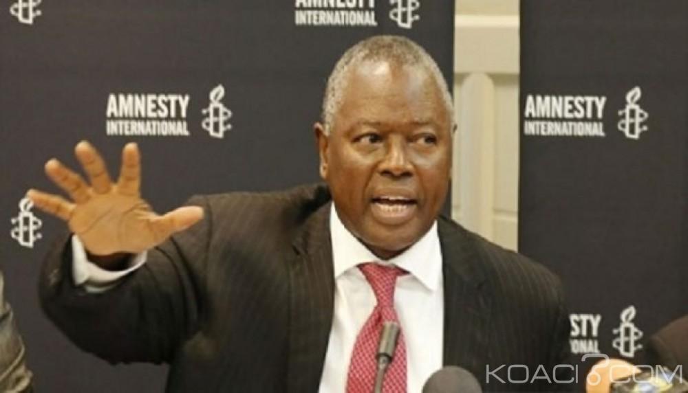 Sénégal: Présidentielle 2019, Amnesty international se dit inquiet