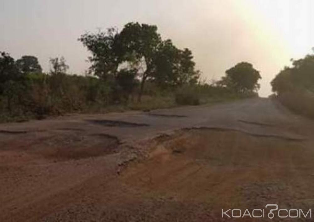 Côte d'Ivoire: La «Reconstruction» du tronçon Bouaké-Ferké comme annoncé par les autorités, fait place à la fermeture des nids-de-poule