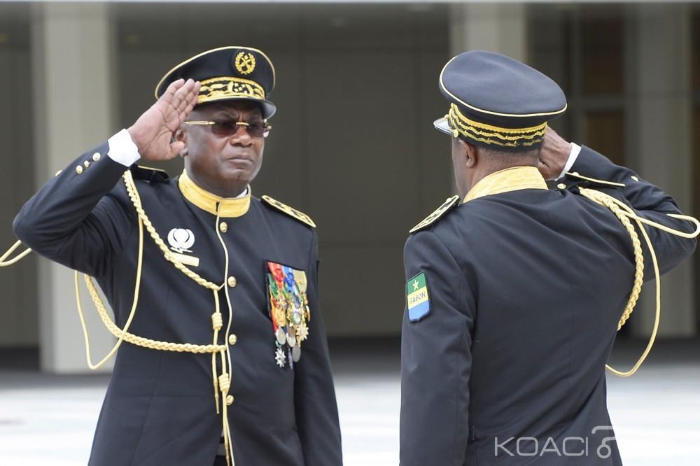 Gabon: Passation de commandement à la tête des forces armées et de défense gabonaises
