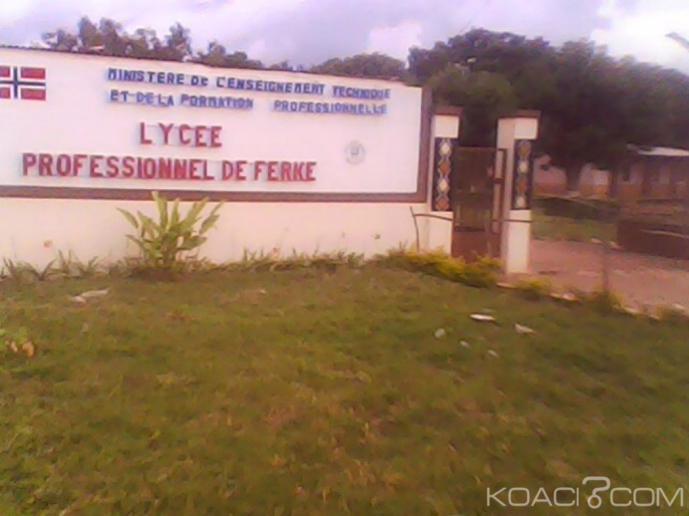 Côte d'Ivoire: Ferké, les enseignants de l'enseignement professionnel menacent les examens 2018