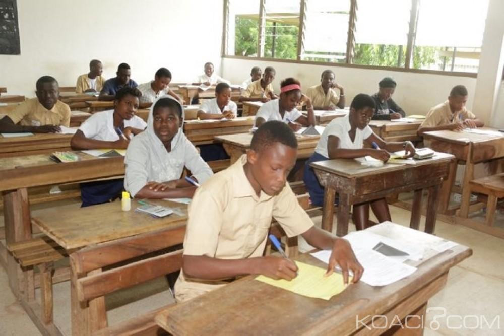 Côte d'Ivoire : Examens à grand tirage, après le CEPE, début des oraux du BEPC