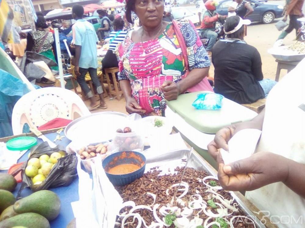 Cameroun: Commerce d'aliments de  saison, une aubaine pour les pauvres sans revenus fixes