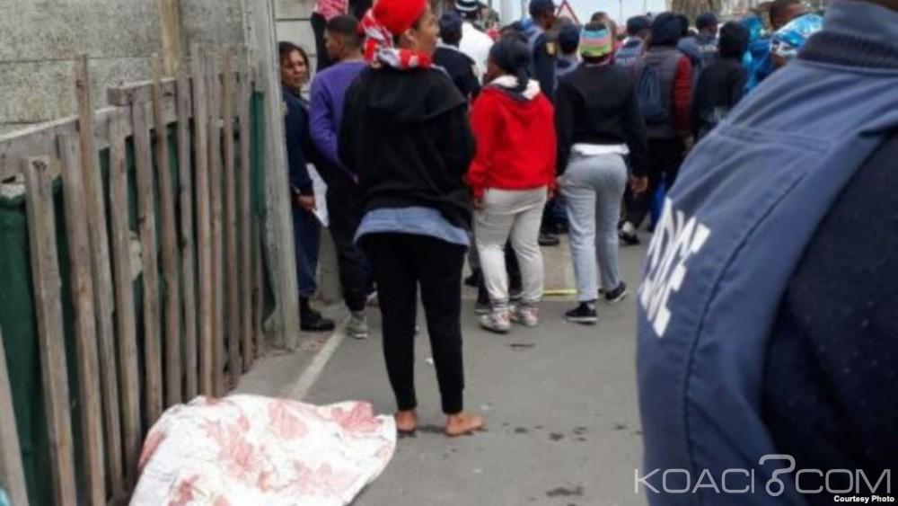 Afrique du Sud: Croyant avoir affaire à des bandits, il tue son fils par accident