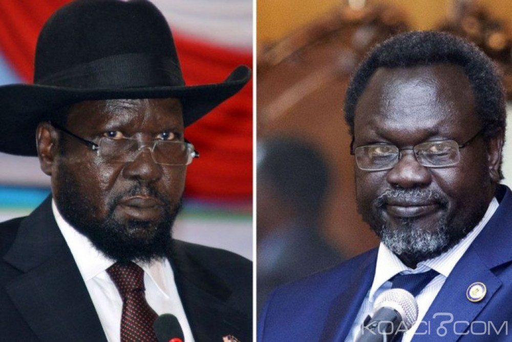 Soudan du Sud: Riek Machar  prêt à rencontrer son ennemi juré Salva Kiir «au nom de la paix»