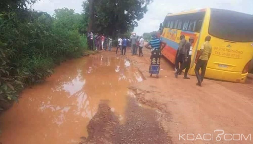 Côte d'Ivoire: Environ 80 milliards de FCFA de l'AFD pour la réhabilitation de l'axe Bouaké-Kanaholo de la route du Nord