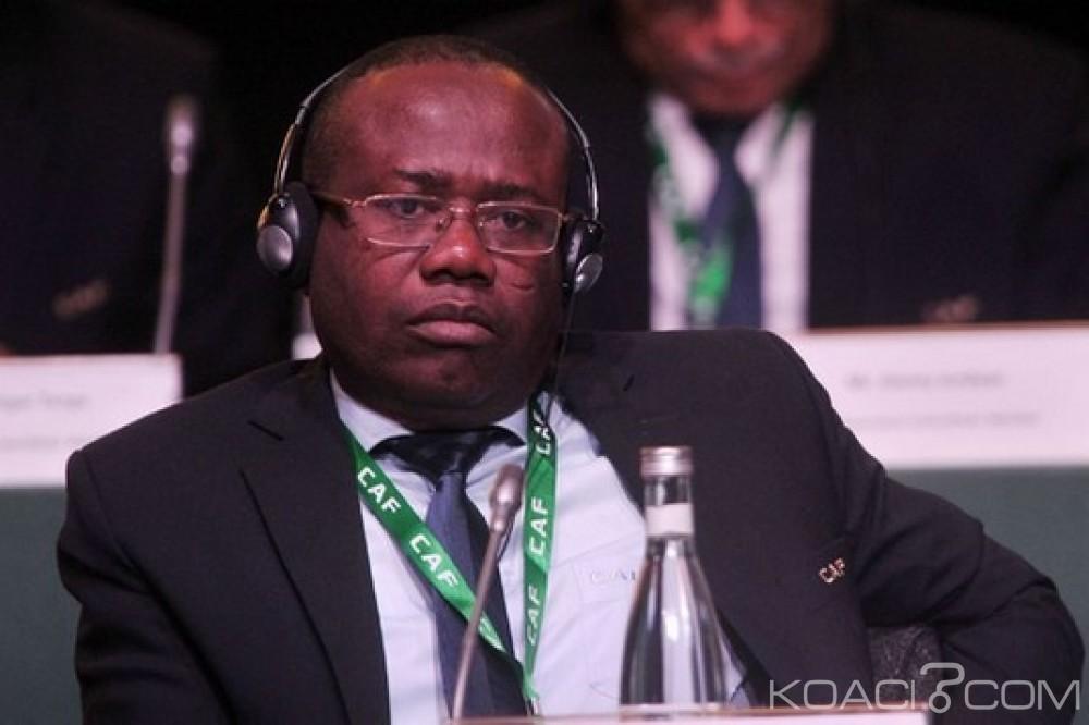 Ghana: Kwesi Nyantakyi, démission à la GFA, suspension à la FIFA
