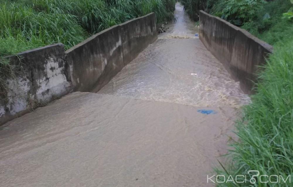 Côte d'Ivoire: Drame à Abidjan, les eaux de ruissellement emportent un enfant qui s'amusait dans un caniveau