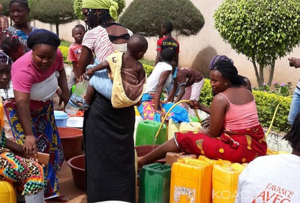Côte d'Ivoire: Bouaké, risque sanitaire face à la pénurie d'eau, la coordination MVCI du centre interpelle sur la prise en charge gratuite d'éventuel malade