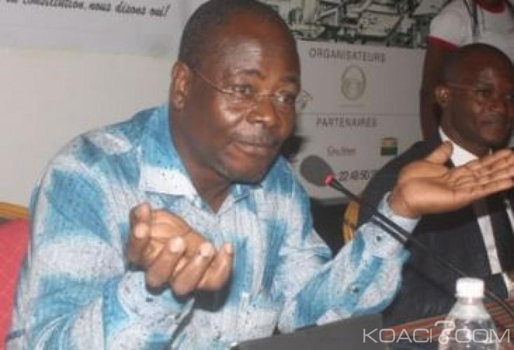 Côte d'Ivoire: Favorable à un troisième mandat de Ouattara, Venance Konan rattrapé par des écrits de 2010