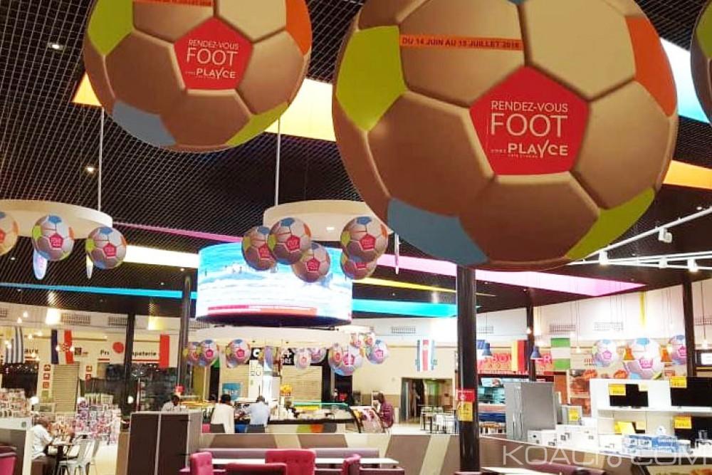 Côte d'Ivoire: Les rencontres du mondial de football en Russie diffusées en direct chez PlaYce avec un jeu pronostic