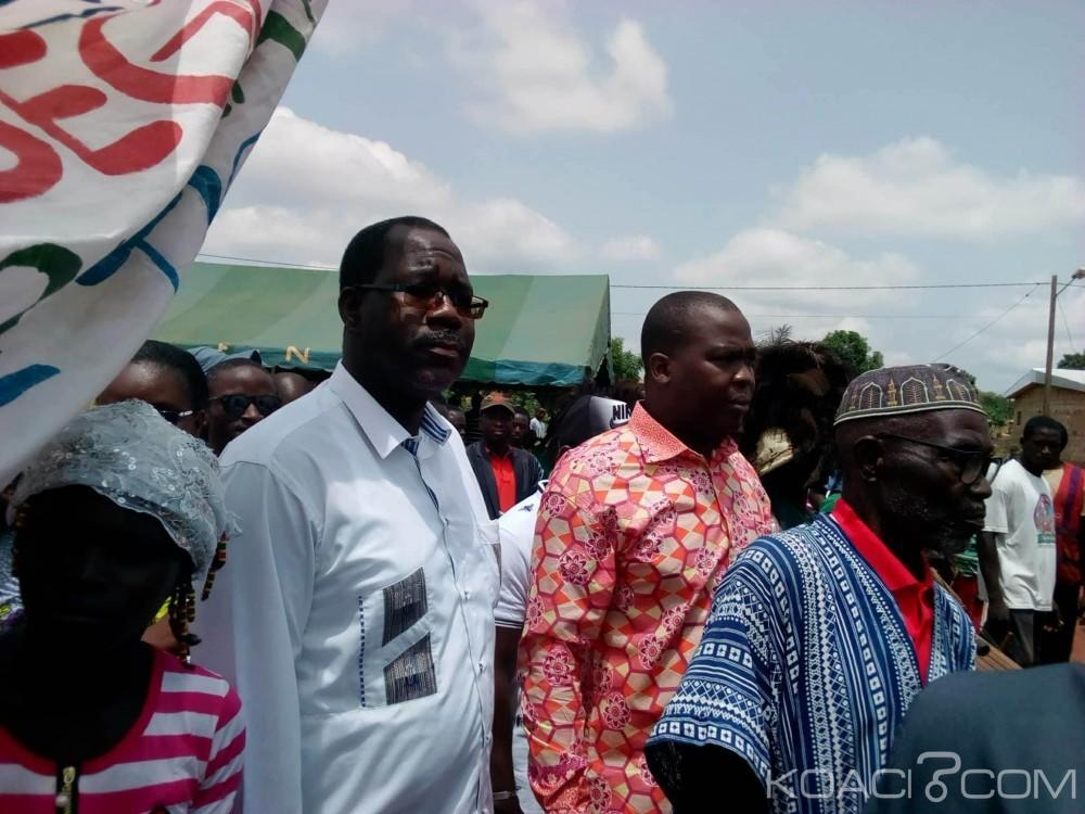 Côte d'Ivoire: L'UPCI s'installe dans le Poro, son président invite les nouveaux représentants du parti à aider les nouveaux majeurs à s'inscrire sur la liste électorale