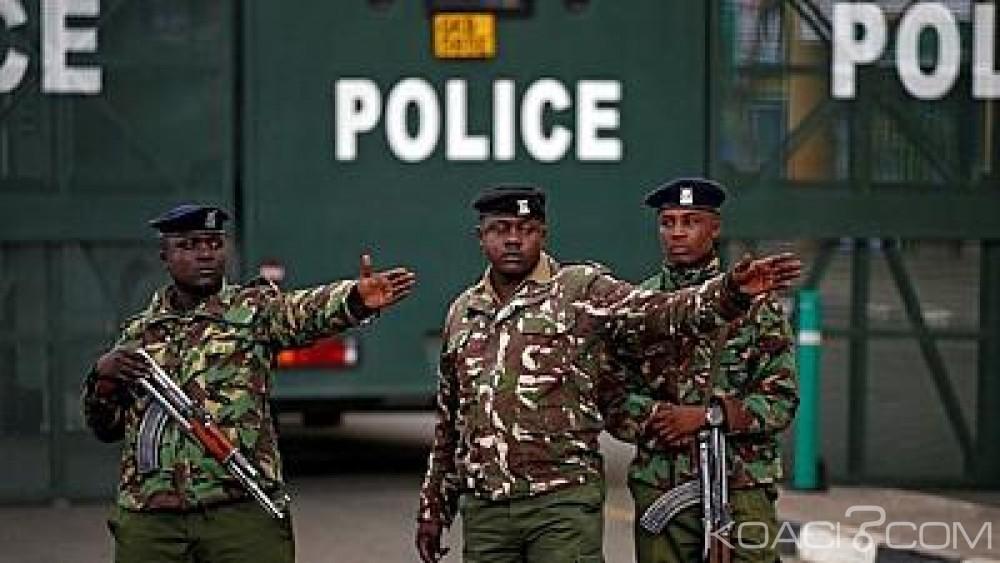 Kenya: Un véhicule de la police saute sur une mine, 8 morts