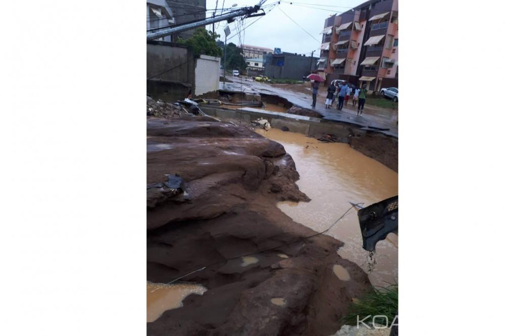 Côte d'Ivoire: Pluie diluvienne, plusieurs quartiers privés d'électricité, la CIE à pied d'œuvre