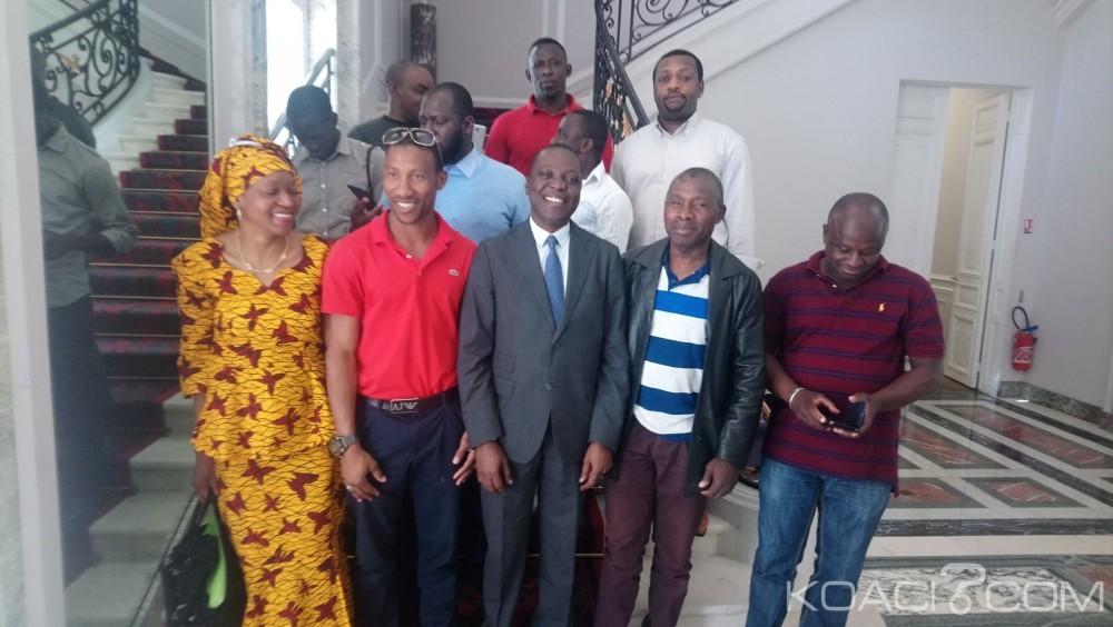 Côte d'Ivoire: Malgré la médiation à Paris du ministre des transports la diaspora maintient sa manifestation du 22 juin devant l'ambassade de Côte d'Ivoire en France