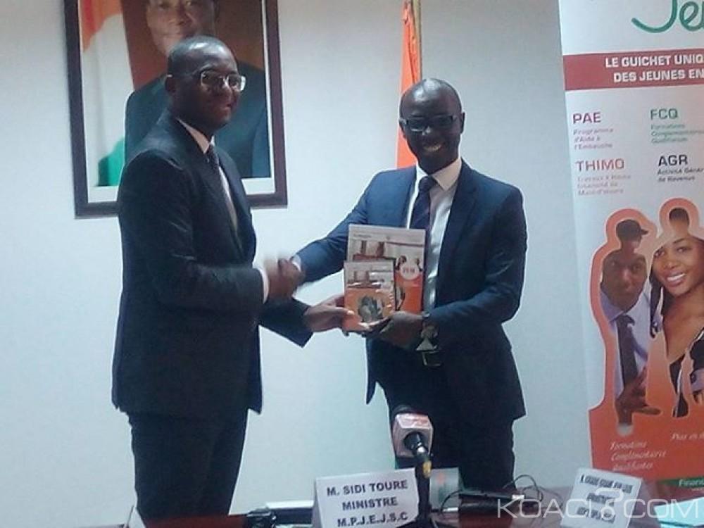 Côte d'Ivoire: Lancement du répertoire des compétences, Sidi Touré annonce l'insertion directe de 500 jeunes dans les entreprises publiques et privées cette année