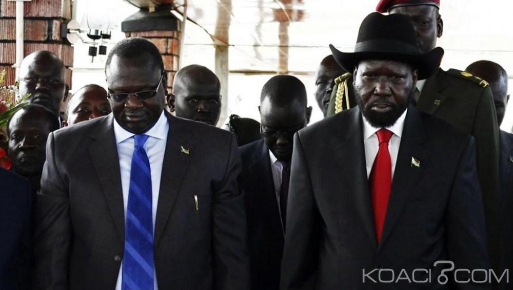 Soudan du Sud: Un face-à-face prévu à Addis abeba entre Salva Kiir et Riek Machar