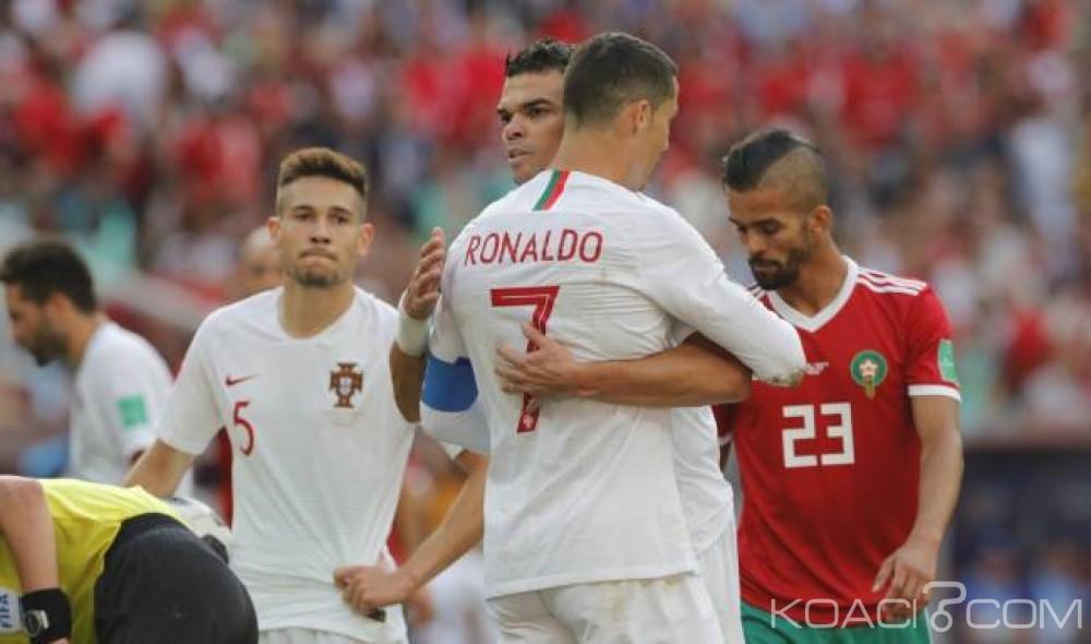 Maroc: 2 défaites en 2 rencontres, les Lions de l'Atlas éliminés du mondial 2018 en Russie