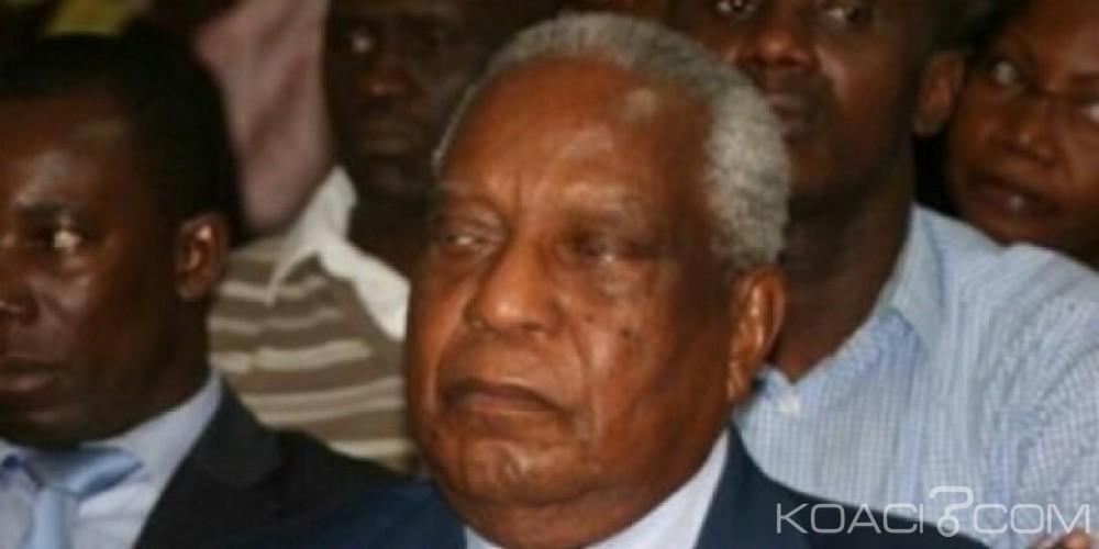 Côte d'Ivoire: Jean Konan Banny inhumé le 16 juillet prochain à Yamoussoukro
