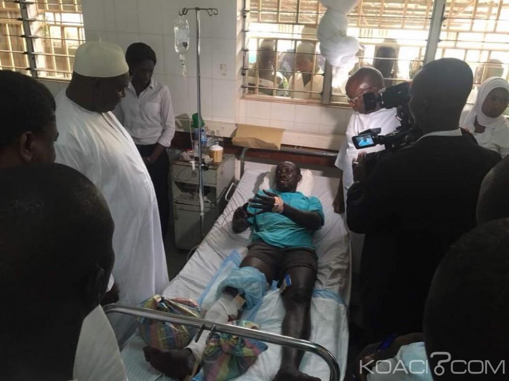 Gambie: Violences policières, mort d'un troisième manifestant, Adama Barrow exige une «enquête»