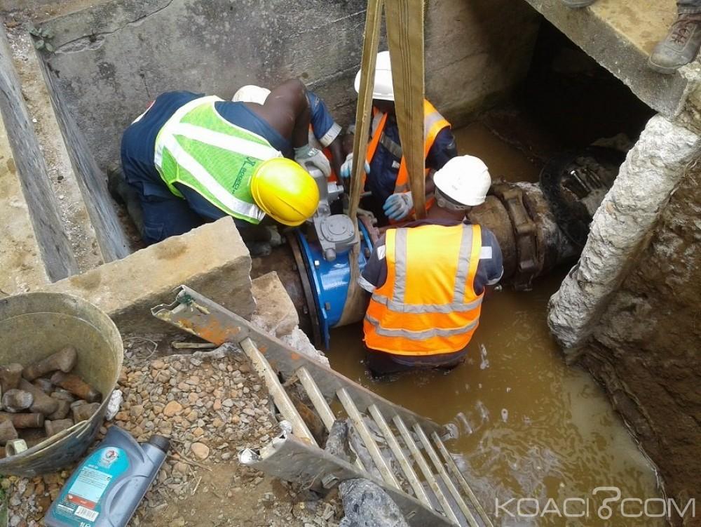 Côte d'Ivoire: Perturbation de distribution d'eau après les intempéries, la Sodeci à pied d'œuvre