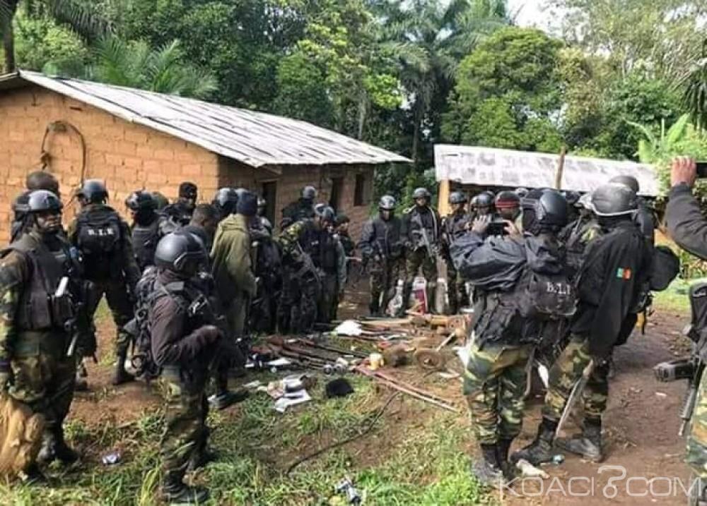 Cameroun: Un soldat tué, un camp des sécessionnistes démantelé dans le Nord-ouest