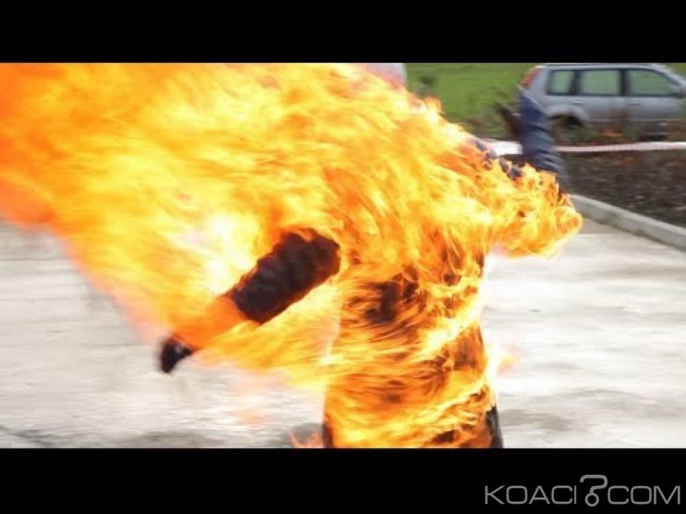 Côte d'Ivoire: Odienné, un adolescent brûlé vif pour le vol de la somme de 15.000 FCFA