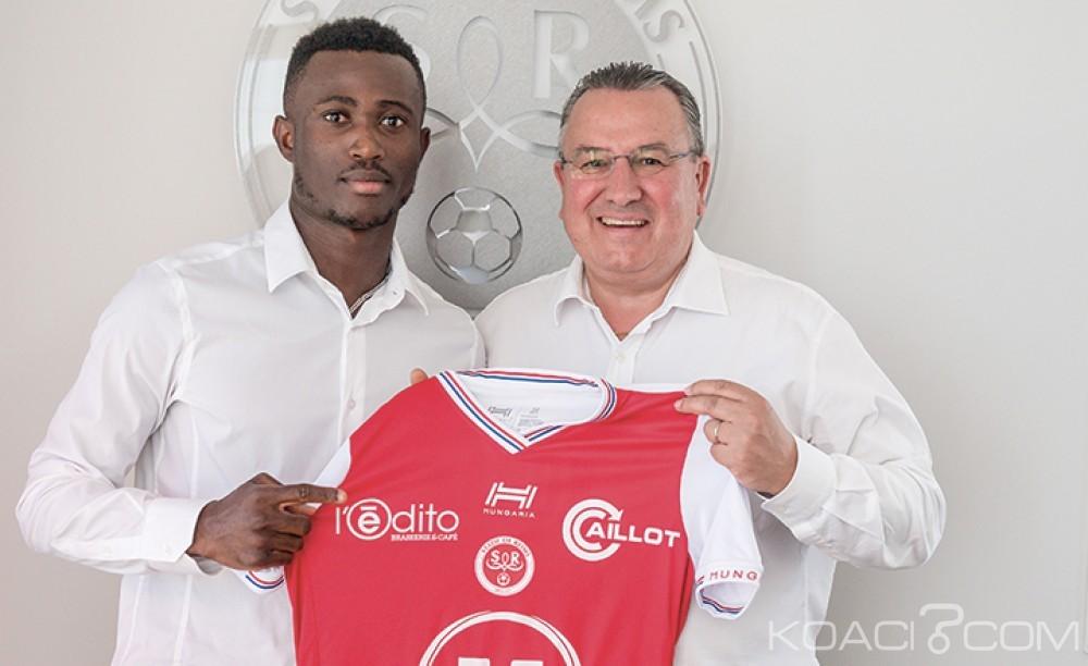 Côte d'Ivoire: L'international Ghislain Konan rejoint Reims en Ligue 1 pour quatre saisons