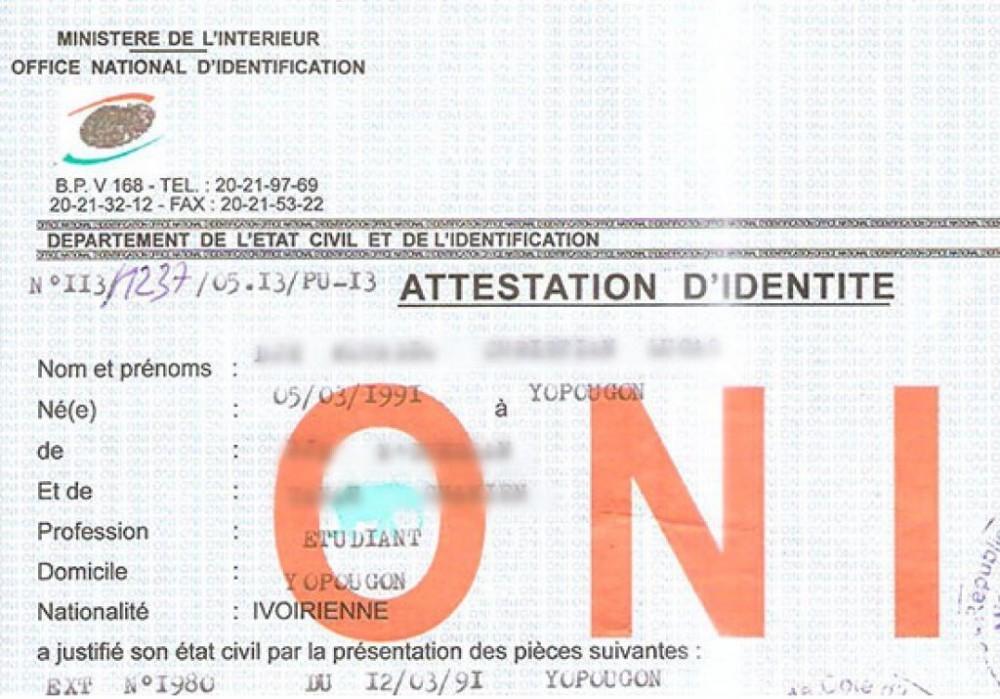 Côte d'Ivoire: Il établissait de fausses attestions d'identité dans son cybercafé