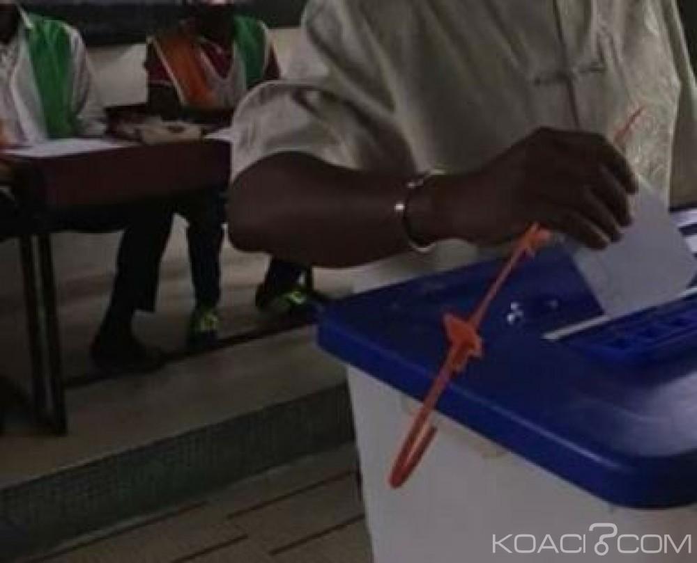Côte d'Ivoire: Didiévi, un candidat convoie des électeurs, des populations opposées bloquent le matériel d'enrôlement