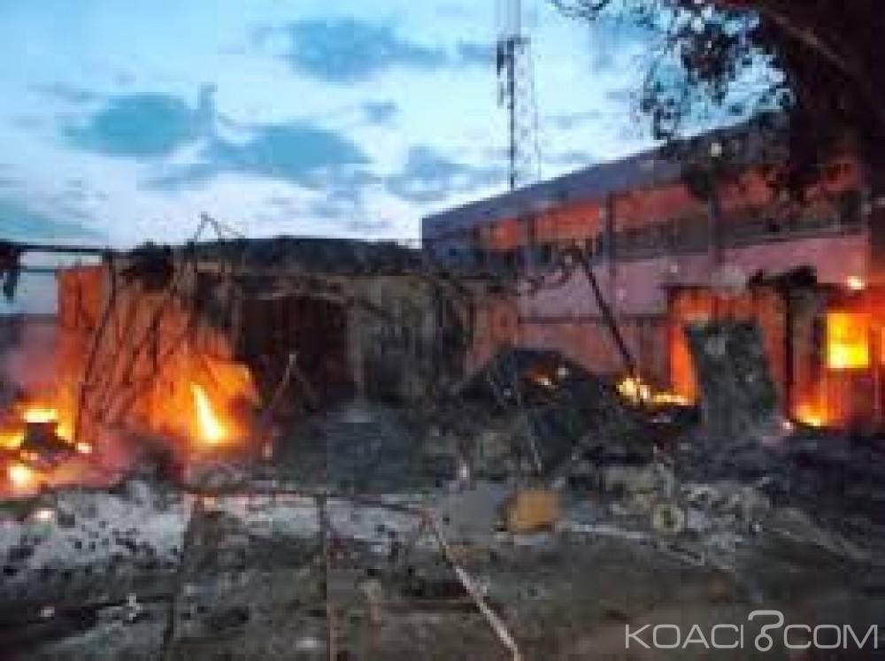 Cameroun: Garoua, 8 morts dont 5 enfants dans un incendie