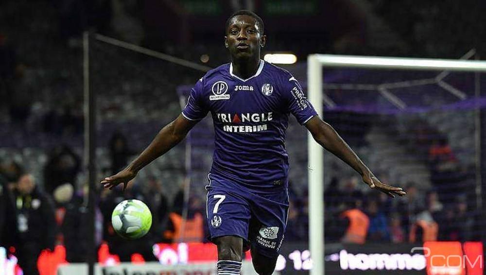 Côte d'Ivoire: Max Alain Gradel définitivement propriété de Toulouse FC