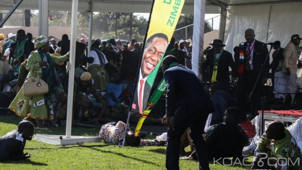 Zimbabwe: Attentat à la bombe Bulawayo, l'un des blessés est décédé