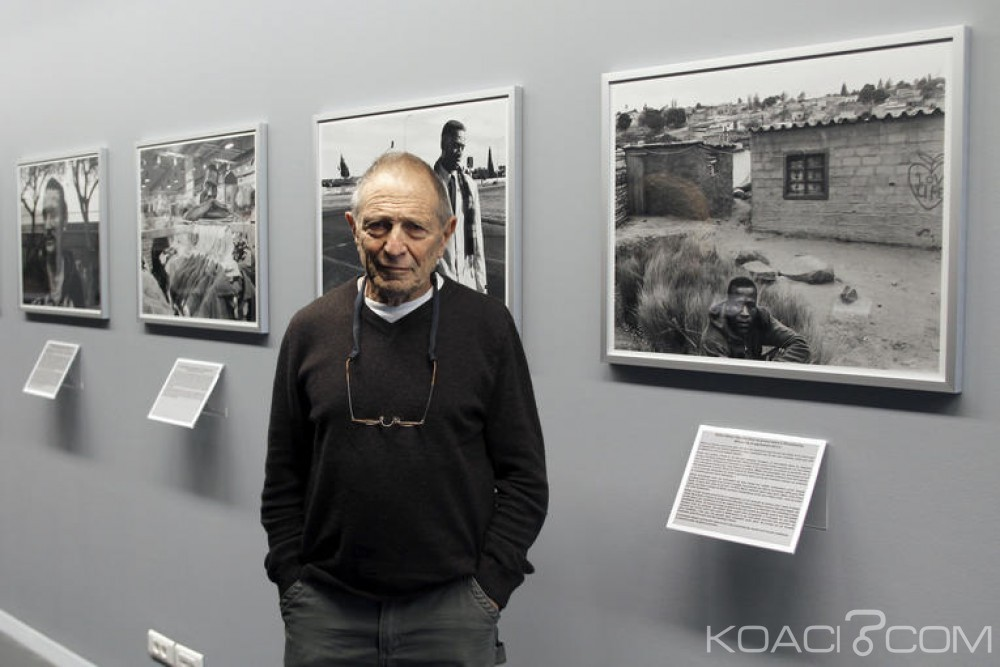 Afrique du Sud: Mort du photographe anti-arpatheid David Goldblatt à l' à¢ge de 87 ans