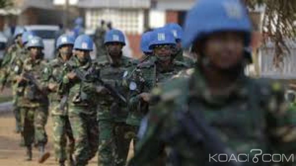 Soudan du Sud: Un casque bleu bangladais  tué dans l' attaque d'un convoi
