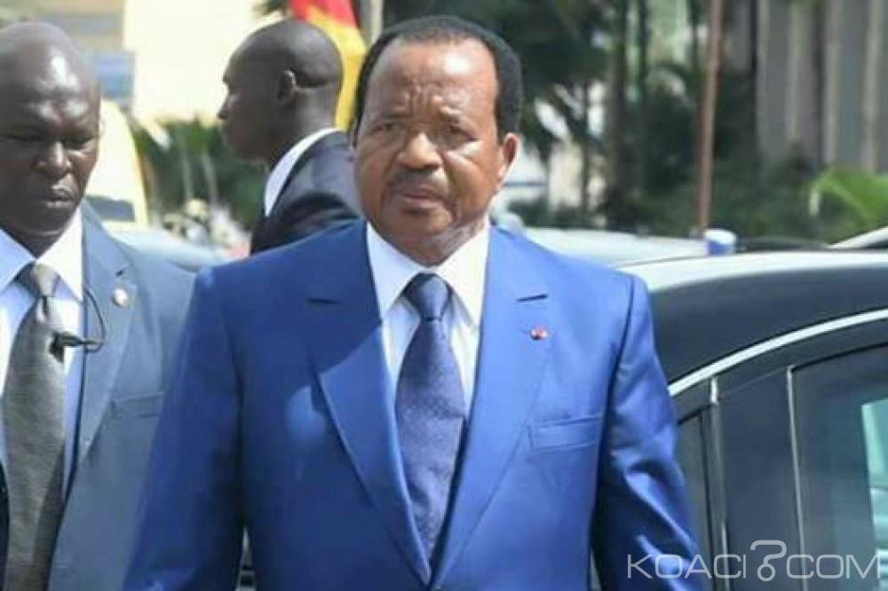Cameroun: Biya demande la prorogation d'un an du mandat des députés