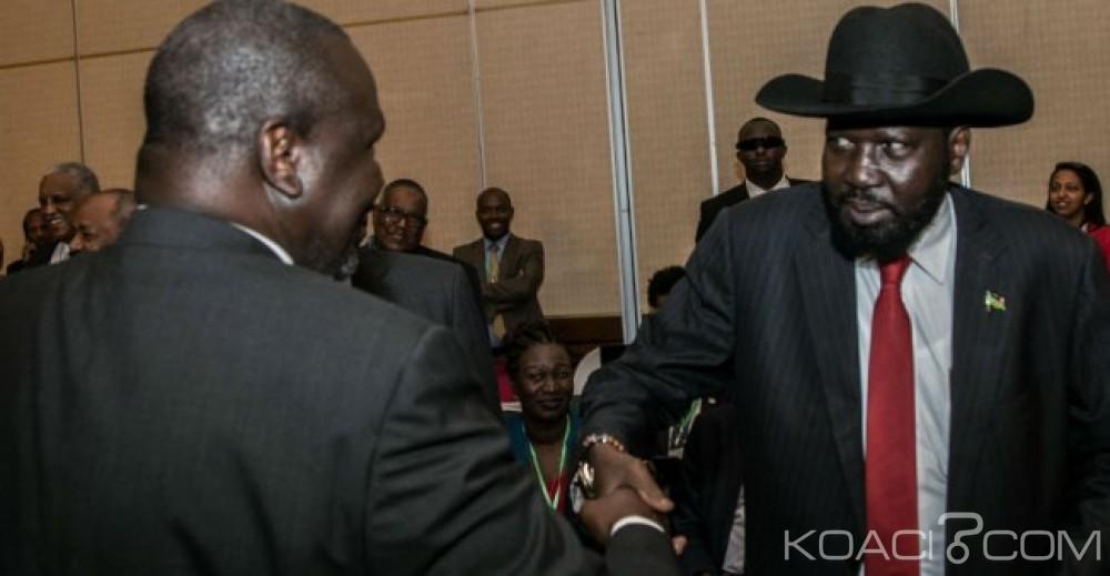 Soudan du Sud: A Khartoum, les deux frères ennemis signent un énième cessez le feu